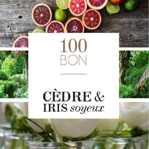 100BON - Cèdre & Iris soyeux