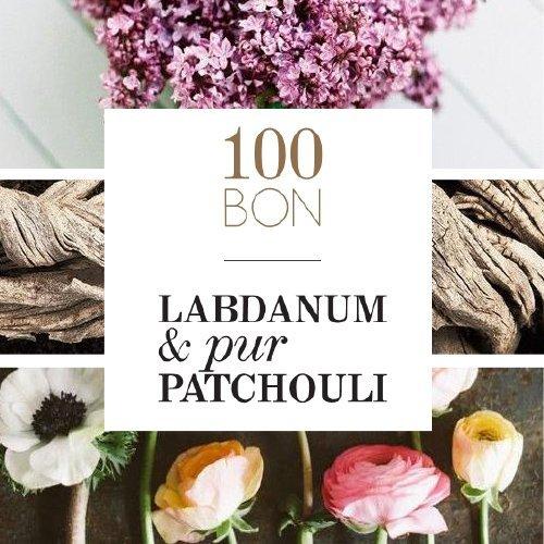 100BON - Labdanum & pur Patchouli