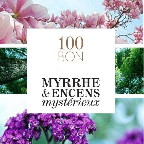 100BON - Myrrhe & geheimnisvoller Weihrauch