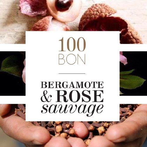 100BON - Bergamotte & wilde Rose