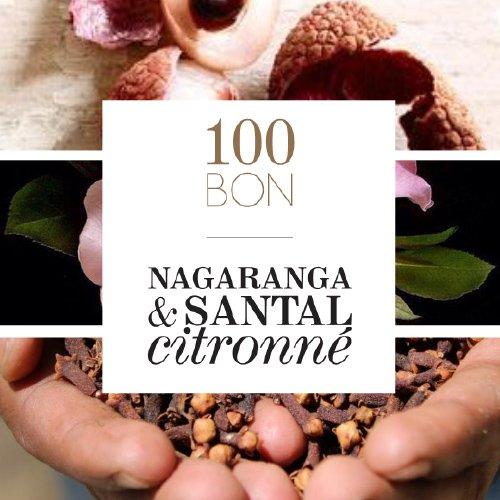 100BON - Nagaranga & zitroniges Sandelholz