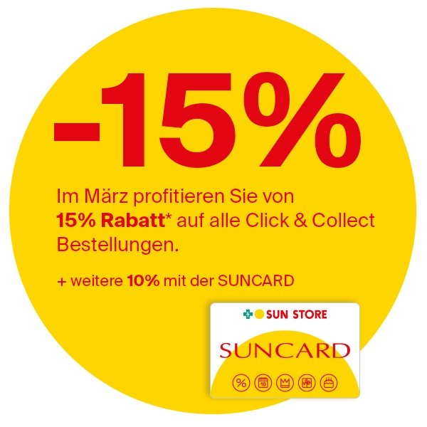 15% Click % Collect Rabatt