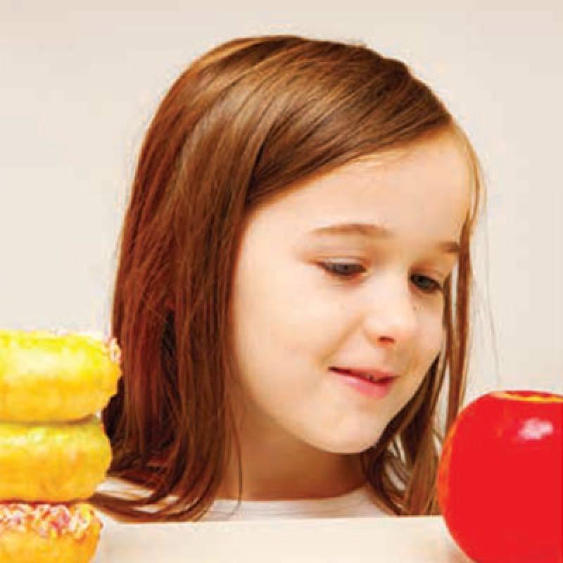 Übergewicht bei Kinder