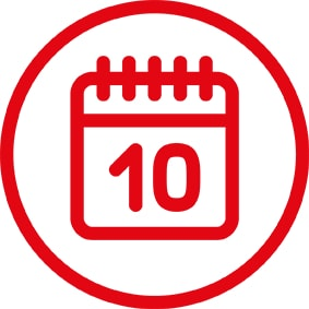 Le 10 du mois