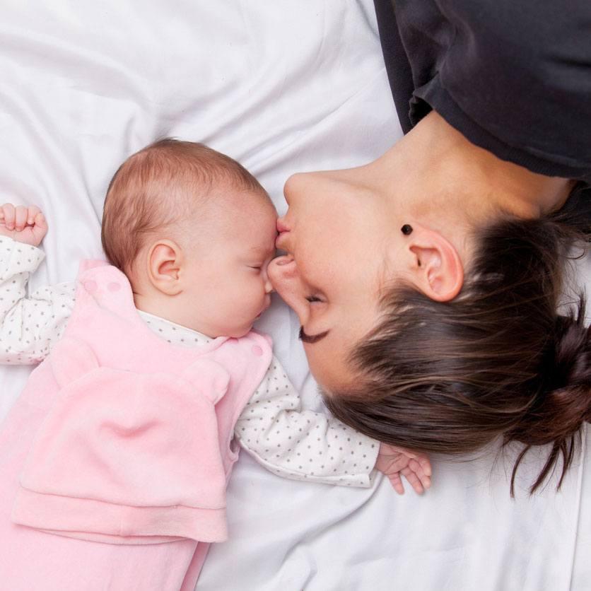Tipps junge Mutter