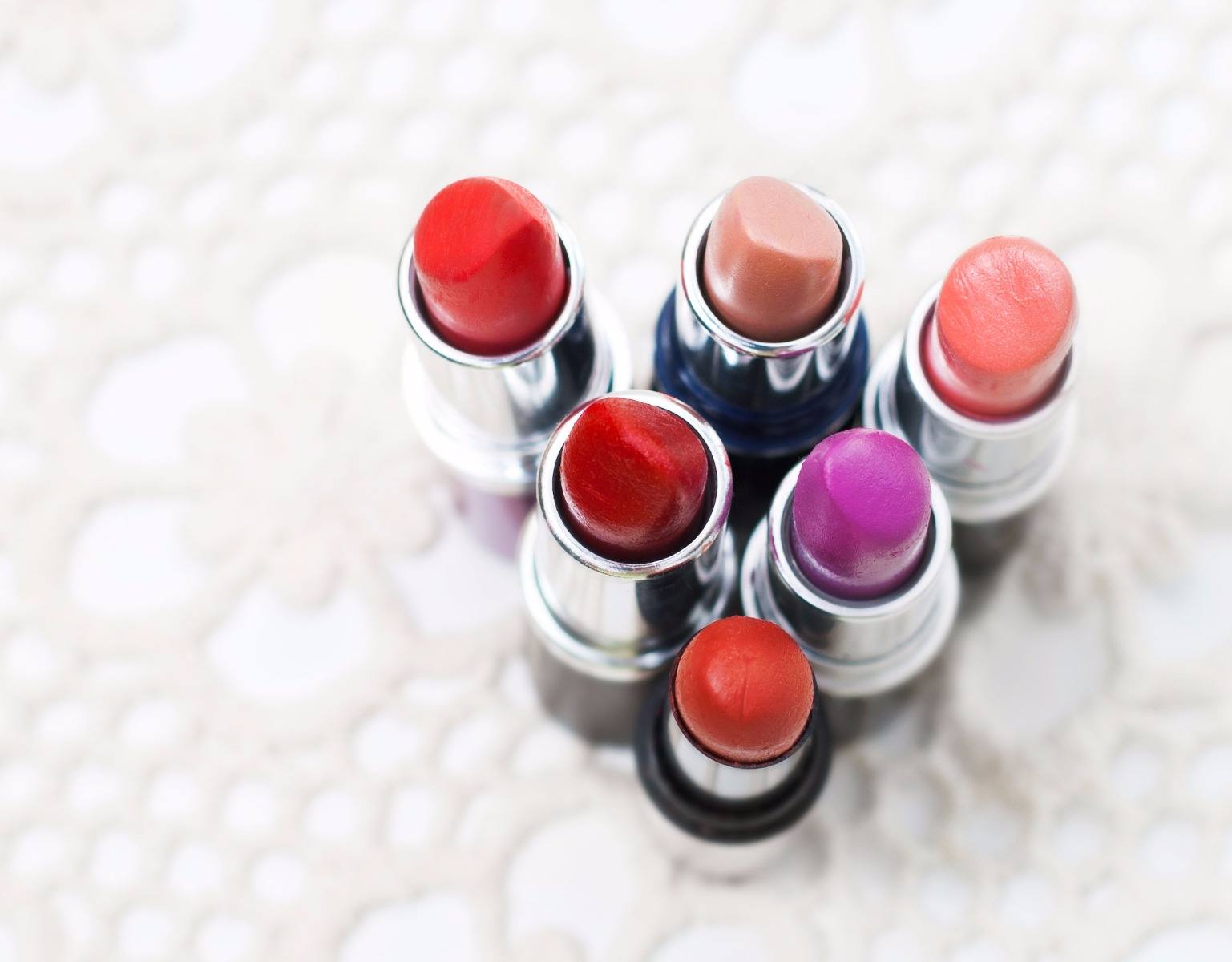 Lippenstiftfarbe