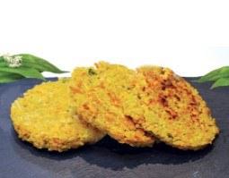 glutenfrei Quinoa-Taler