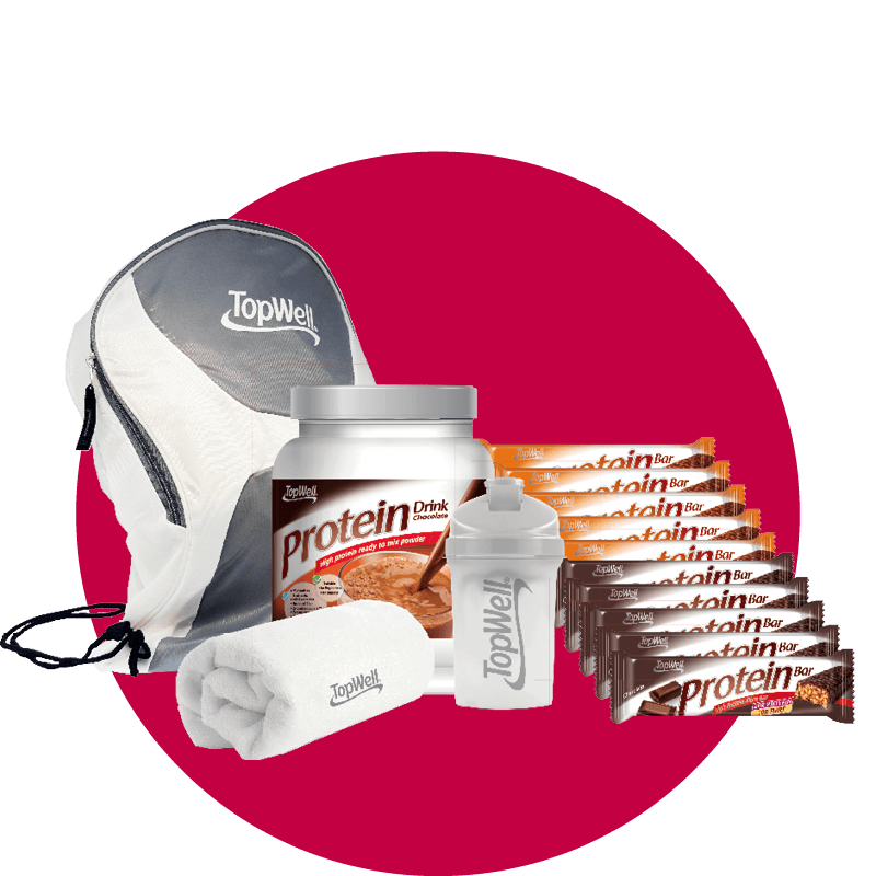 Topwell Sport PackChocolate