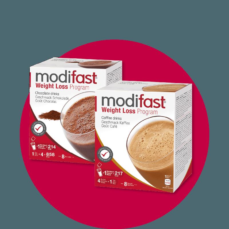 Modifast Programm Drink Schokolade