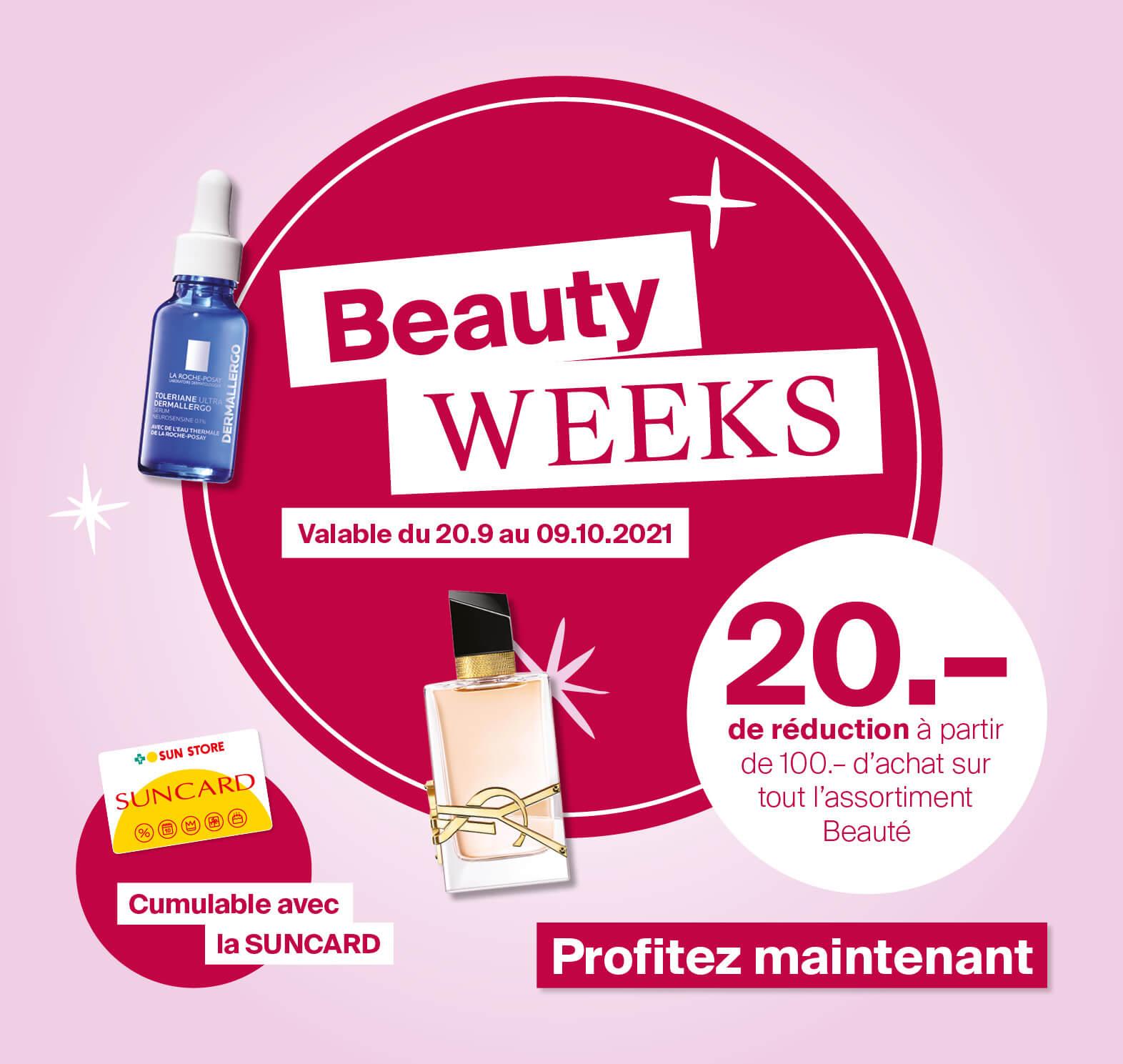 Beauty Weeks