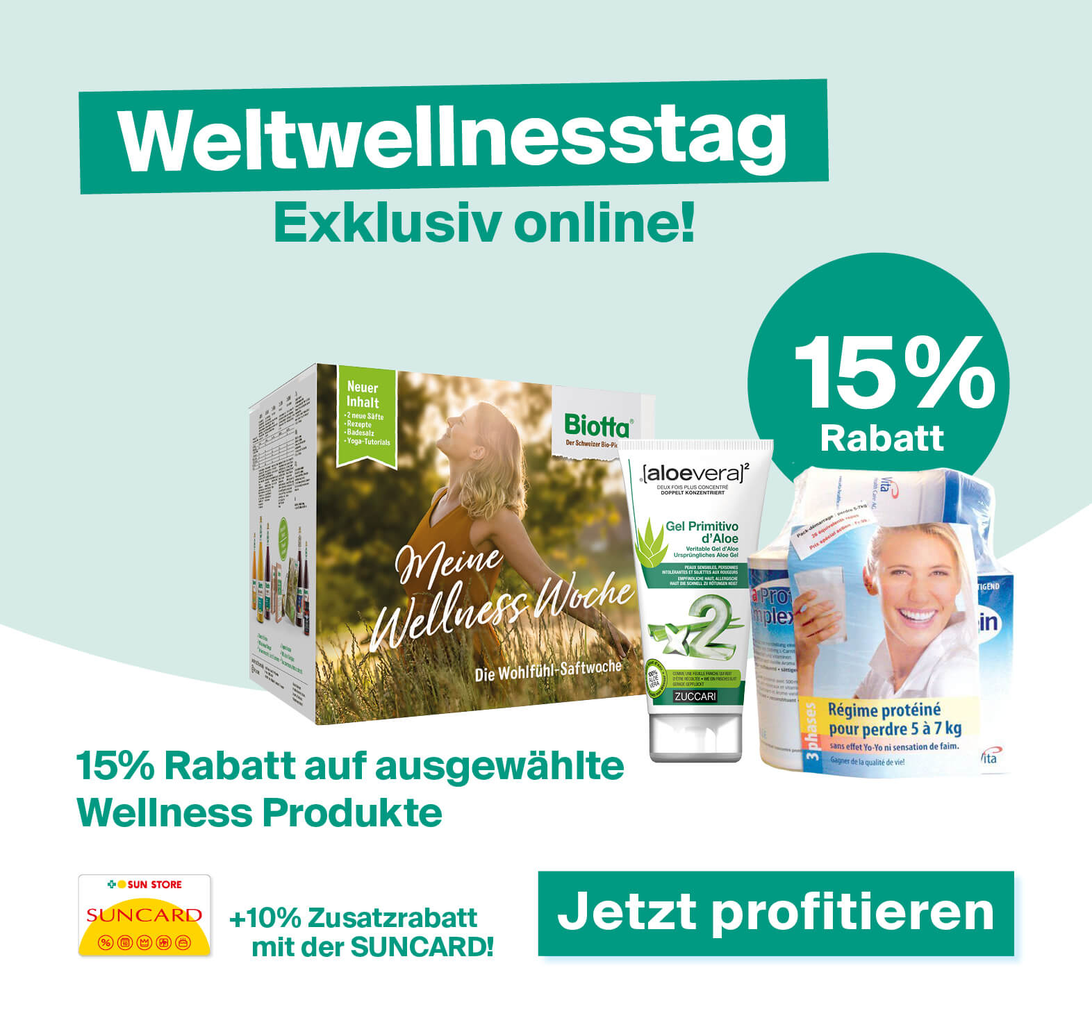 Promo Wellness