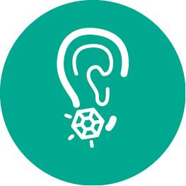 Piercing dell'orecchio