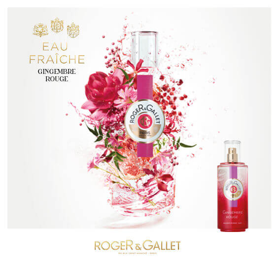Roger Gallet Gingembre rouge