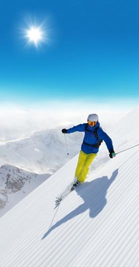 Tipps zum Wintersport